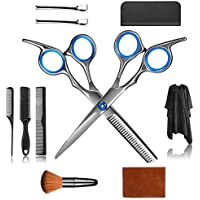 11-Piec UPEOR Hair Cutting Scissors Set