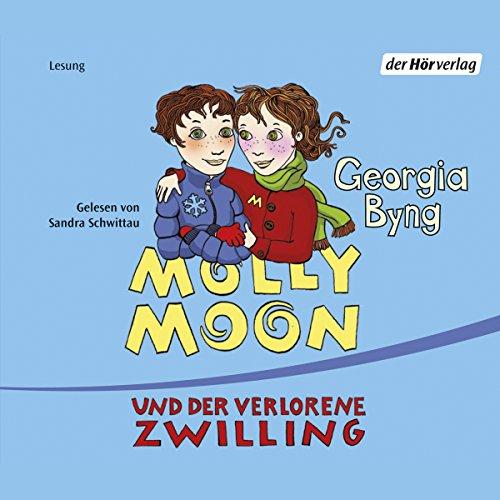 Molly Moon und der verlorene Zwilling Titelbild