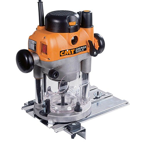 CMT Orange Tools CMT7E electrofresadora 2000 W 230 V mit Pinzette 8/12 mm