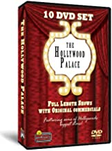 the hollywood palace dvd