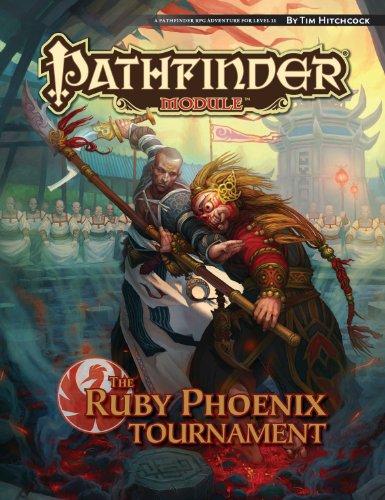 Pathfinder Module: The Ruby Phoenix Tournament