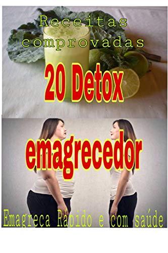 20 Detox Emagrecedor
