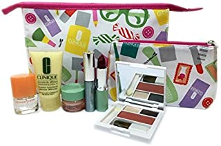 Clinique Skin Care 8 Piece Makeup and Fragrance Gift Set
