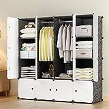 KOUSI Portable Wardrobe Closets