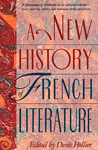 A New History of French Literature (English Edition)