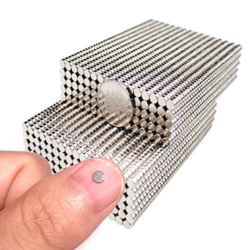 ネオジム 磁石 マグネット 500個セット 3*1mm磁石 强力 冷蔵庫 マグネット オフィス 学校 キッチン 用品 磁石 ディス 直径 3 mm 厚い 1 mm 超 小さい 丸型