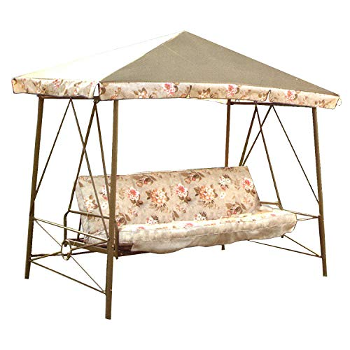 Gazebo Swing Replacement Canopy Top Cover- RipLock 350