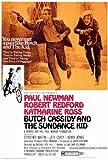 Pop Culture Graphics Butch Cassidy und The Sundance Kid