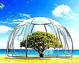 HIMA Monkey Bubble Haus Transparentes Zelt Panorama Lounge Camping im Freien Reisen Sternenhimmel Villa