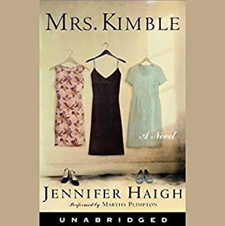 Mrs. Kimble audiobook cover art