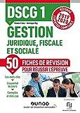 DSCG 1 Gestion juridique, fiscale et sociale - Réforme Expertise comptable 2019-2020