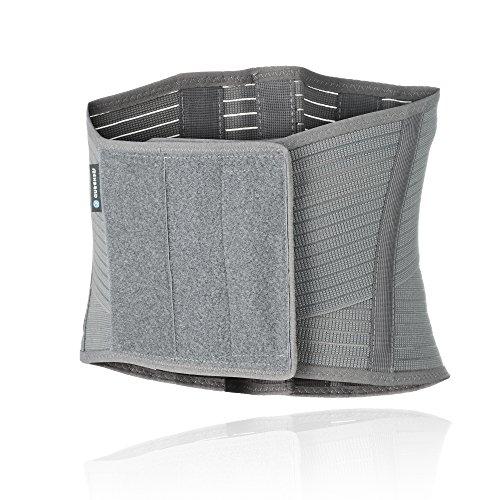 Rehband Bandagen Active Line Rückengurt, Grau, L/XL, R6902