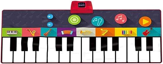 Music Carpet, Piano Music Dance Blanket, Dance Music Mixer, Electronic Music Game Mat, Sensitive Dance Floor Mat, Foldable And Adjustable Children's Toys, Early Education Music Dance Mat