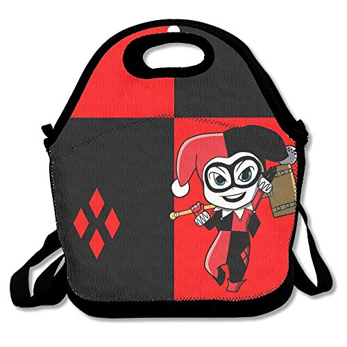 Lunch Bag Harley Quinn