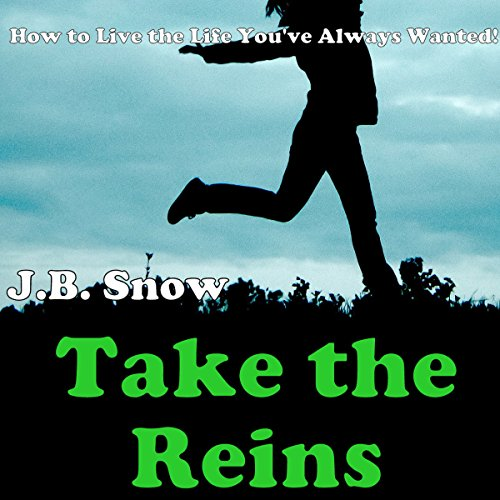 Take the Reins: How to Live the Life You've Always Wanted! audiobook cover art