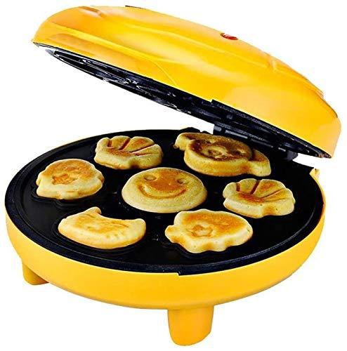 Read About CattleBie Bread Machine, Household Automatic Cake Machine, Cartoon Mini Children Bread Ma...