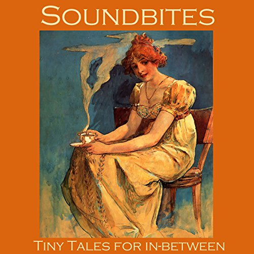 Soundbites audiobook cover art