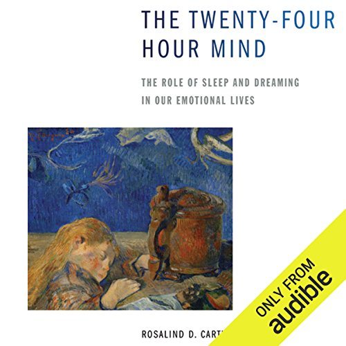 The Twenty-Four Hour Mind audiobook cover art