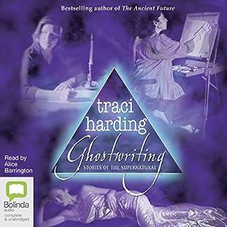 Ghostwriting cover art