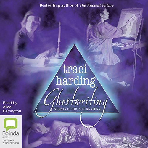 Ghostwriting cover art
