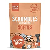 Scrumbles Softies, Chicken Training Treats (Pack of 8)