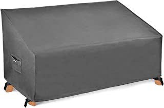 """Patio Watcher Sofa Cover Heavy Duty Patio Sofa Cover, Waterproof 3-Seater Outdoor Lawn Patio Furniture Covers, 79"""" Lx 37"""" ..."""