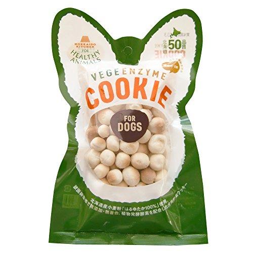ヘルシーアニマルズ (HEALTHY ANIMALS) 北海道 ベジタブルクッキー 無添加 無着色 酵素配合 30g