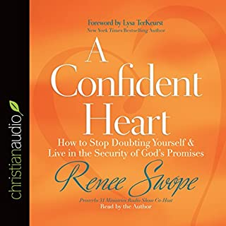 A Confident Heart cover art