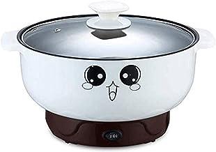 Wok Cuisinière électrique, dortoir étudiant multifonctionnel, pot de cuisson électrique, dortoir à domicile, petit pot éle...