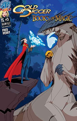 Gold Digger Books of Magic #3 (English Edition)