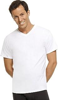Hanes Men's 7577C5ASTL 5 T-Shirts, Multicolour (Assorted)