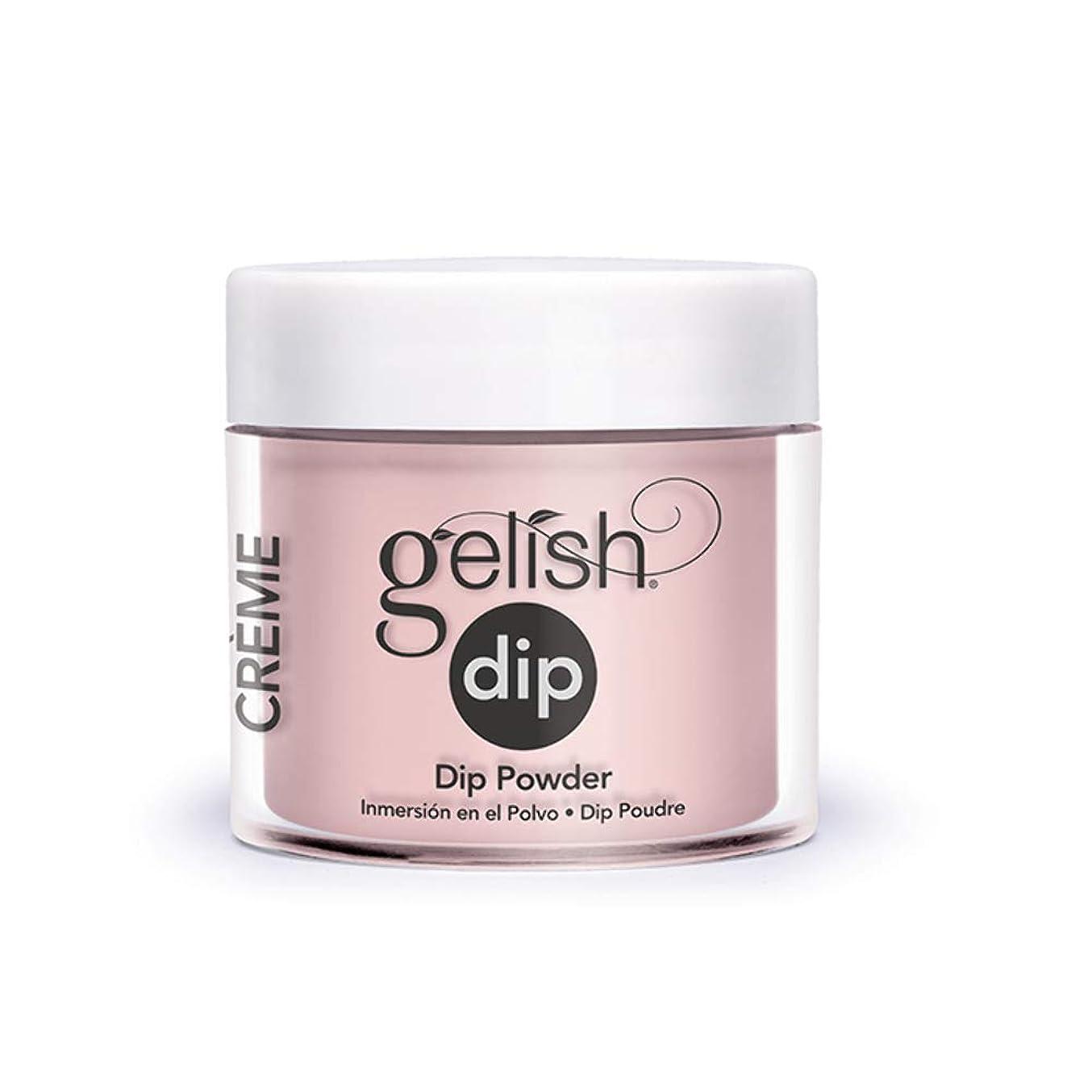 登録する写真を描くプラスチックHarmony Gelish - Acrylic Dip Powder - Luxe Be a Lady - 23g/0.8oz