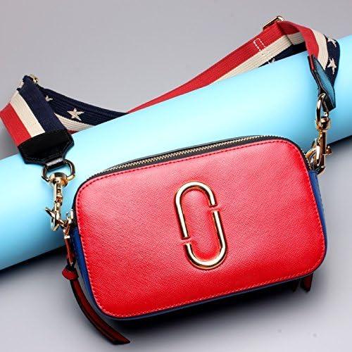 Fenghezhanouzhou 2018 Nouveau sac à bandoulière sac à bandoulière rétro sac petit sac à bandoulière sac à bandoulière Red