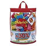Ecoiffier Bloques de Construcción en Bolsa Transparente, 130 piezas, Para Niños a Partir de 12 Meses, color surtido (25852)