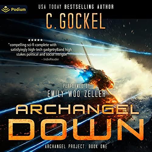 Archangel Down cover art