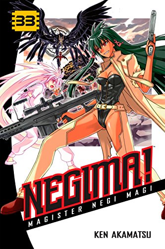 Negima! Vol. 33 (English Edition)