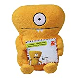 Hasbro Sincerely Uglydolls Hugs & Headstands Wedgehead Stuffed Plush Toy, Inspired by The Uglydolls Movie, 7.5' Tall
