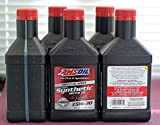 Amsoil Signature Series 5W-30 Synthetic Motor Oil (((CASE of 12)))