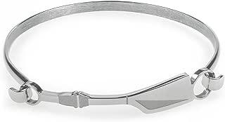 rowing oar bracelet