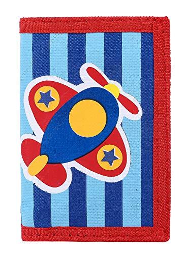 RFID Blocking Wallet for Kids/Slim Cartoon Wallet with Zippered...