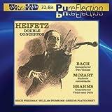 Double Concertos-Ultra Hd 32 Bit - ascha Heifetz