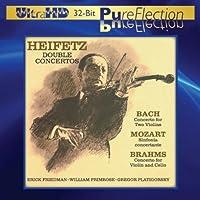 Double Concertos-J.S. Bach Mozart Brahms