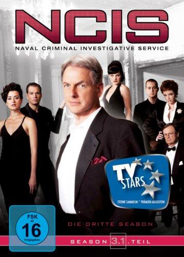 Navy CIS - Season 3, Vol. 1 (3 DVDs)