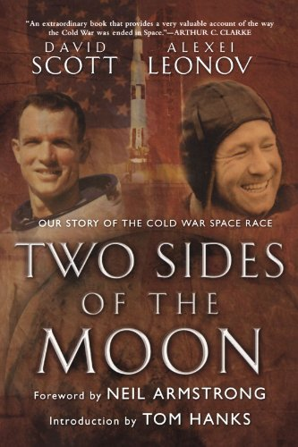 Two Sides of the Moon: Our Story of the Cold War Space Race by Alexei Leonov (2006-02-21)
