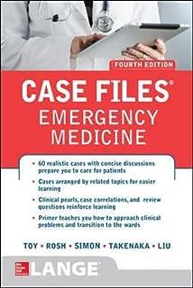 Case Files Emergency Medicine, Fourth Edition