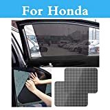 honda fit aria - ChenghuaguoChenghuaguo Auto Sun Visor Car Window Curtain Sunshade Covers for Honda Fit Aria Hr-v Insight Inspire Integra Jazz Fcx Clarity Fit