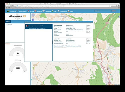GPS Tracker Teltonika FM1100 inkl.12 Monate Ortungsportal Abbildung 3