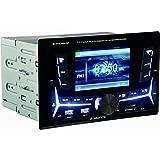 Majestic SV 516 RDS BT - Autoradio FM Bluetooth DOPPIO DIN con monitor 4', doppio USB, ingressi...