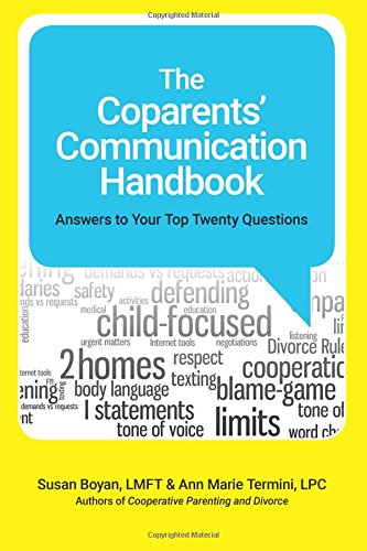 The Co-parents' Communication Handbook