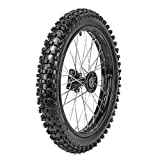 TDPRO 70/100-17 (2.75x17) 1.6x17 Wheel Tire and Rim Inner Tube with 15mm Bearing Assembly For Dirt Pit Bike